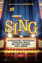 Film Review : Sing