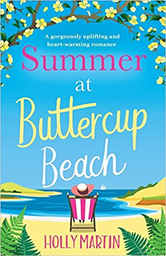 Review: Summer at Buttercup Beach by Holly Martin