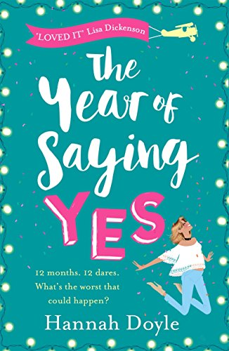 Review: The Year of Saying Yes by Hannah Doyle