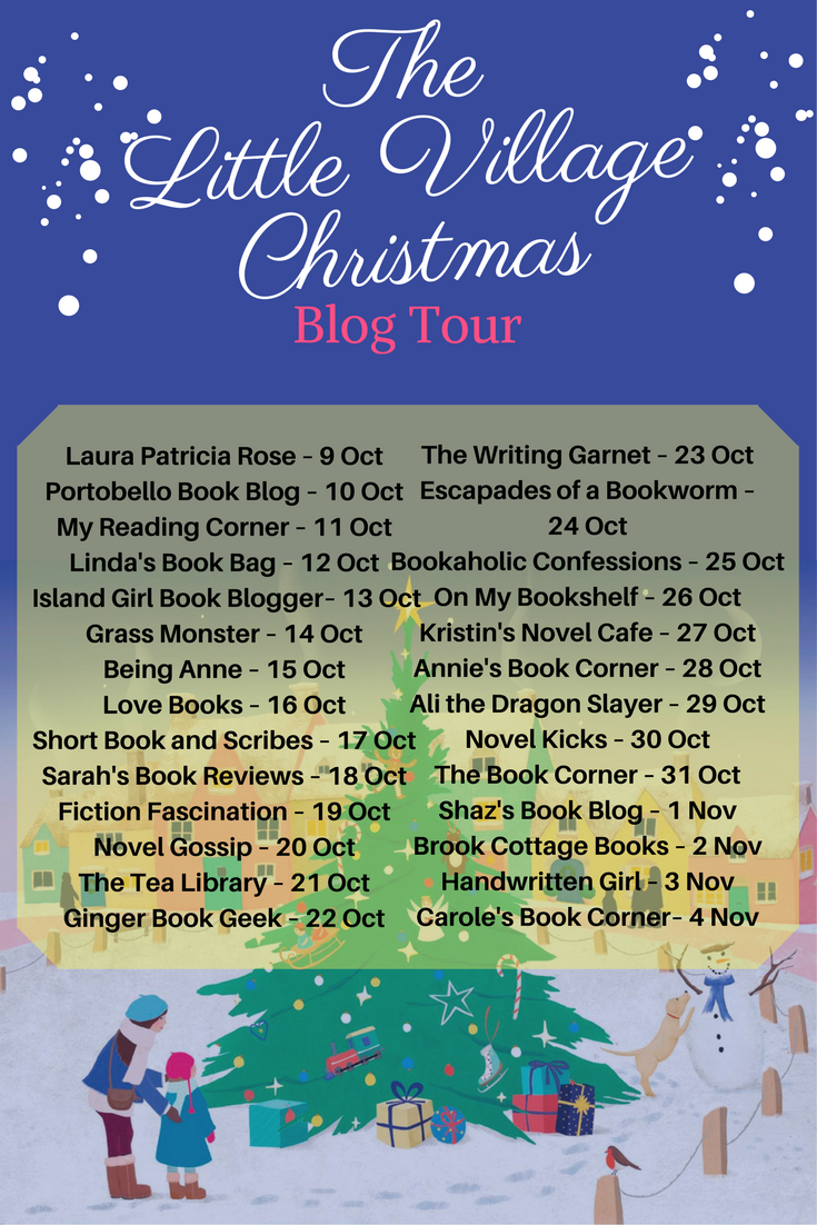 Blog Tour: Extract from The Little Christmas Village by Sue Moorcroft