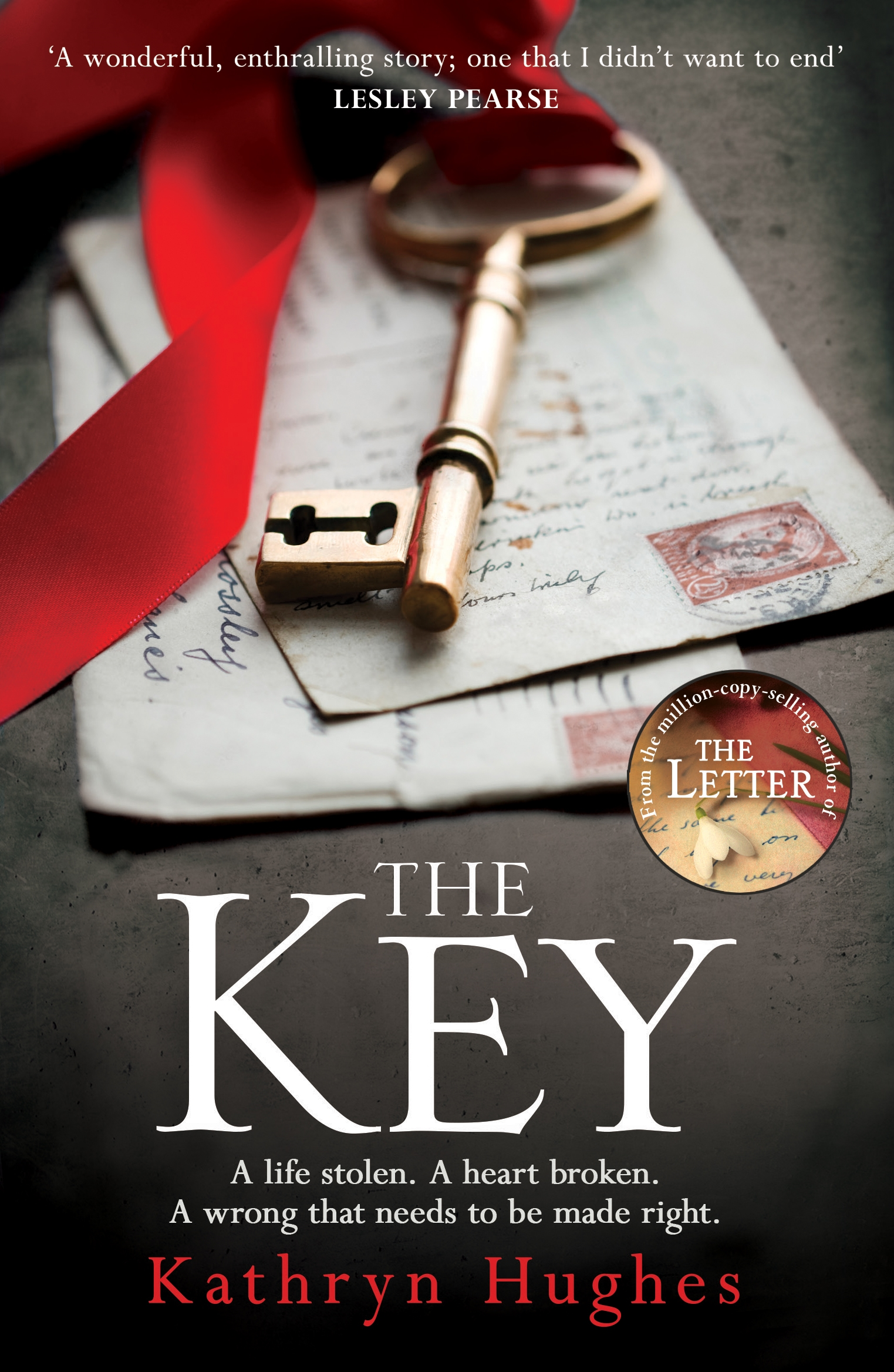 Blog Tour: Q&A with Kathryn Hughes, author of  The Key